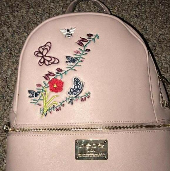 bebe Handbags - Mini Bebe bookbag